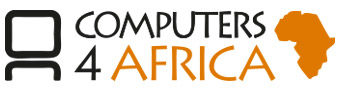 Computers 4 Africa support