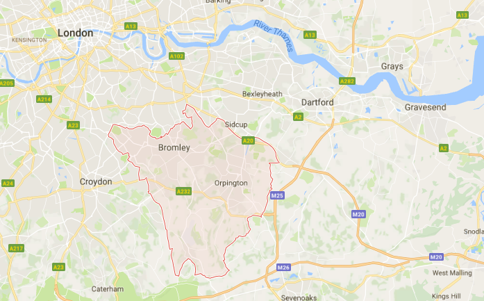 Bromley area guide